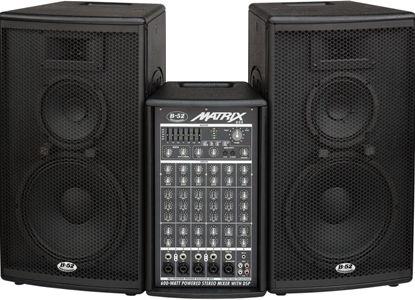 Sistemas de amplificación