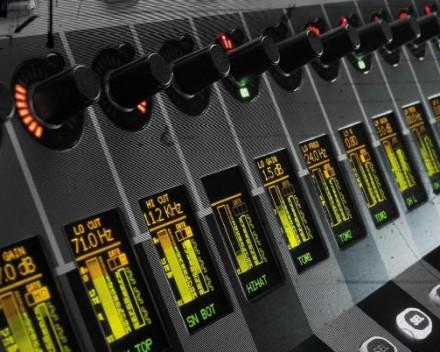Mezcladores Amplificadas